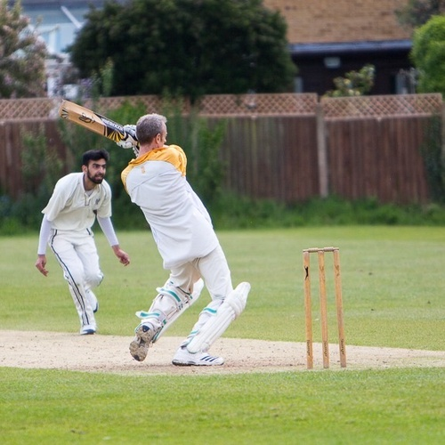 OWCC Cricket re-starts this Saturday